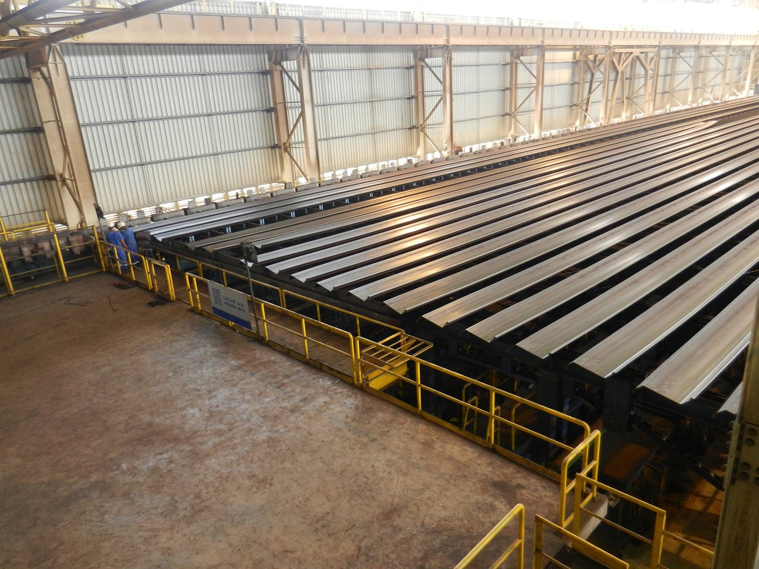 Steel Sheet Piles Meever Middle East